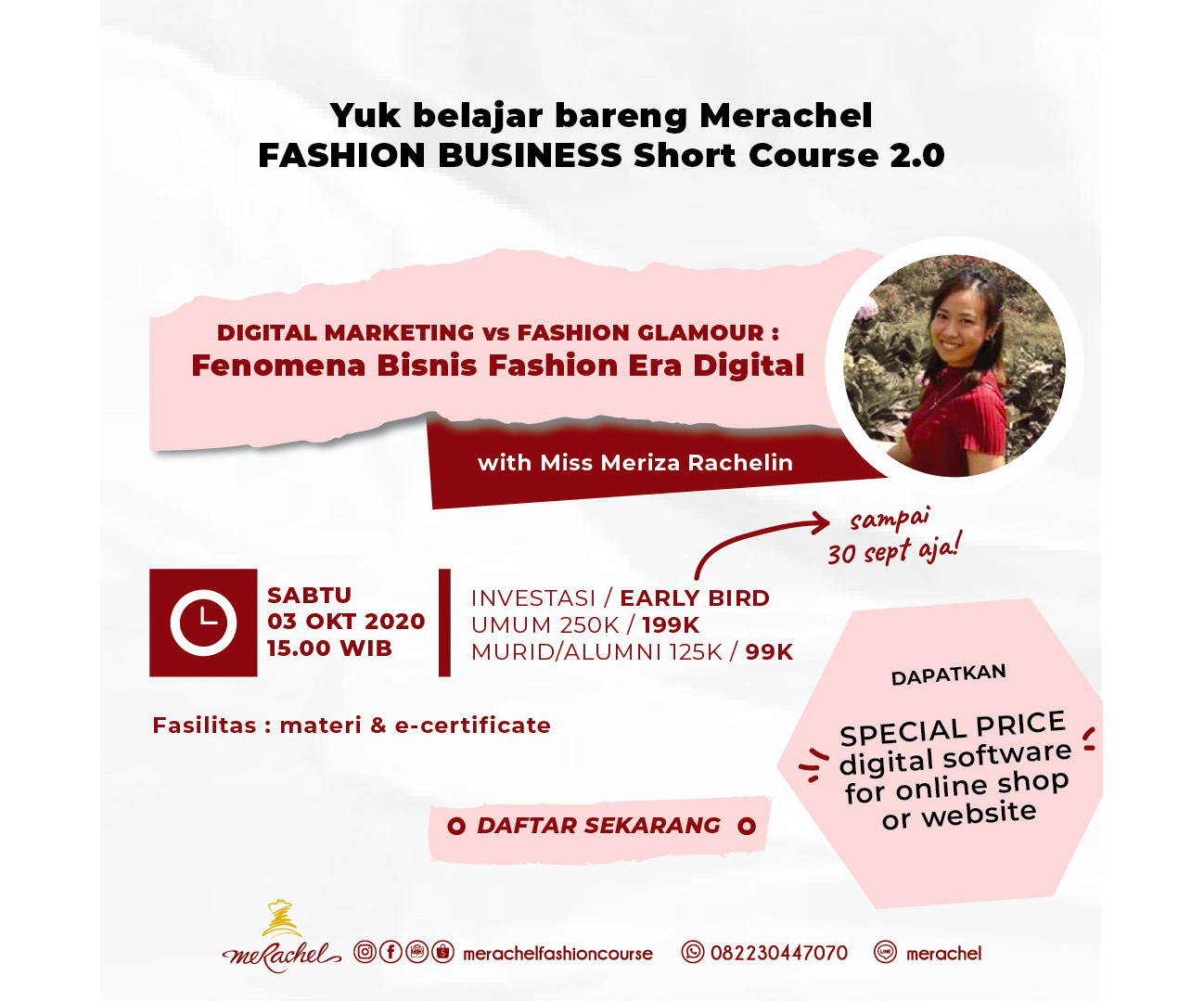 Fashion Business Short Course 2.0